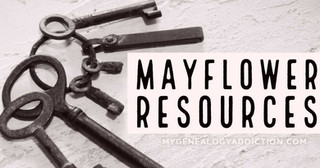Mayflower Pilgrim Records
