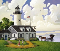 JAYSON SPARKIN THE LIGHTHOUSE KEEPER'S DAUGHTER