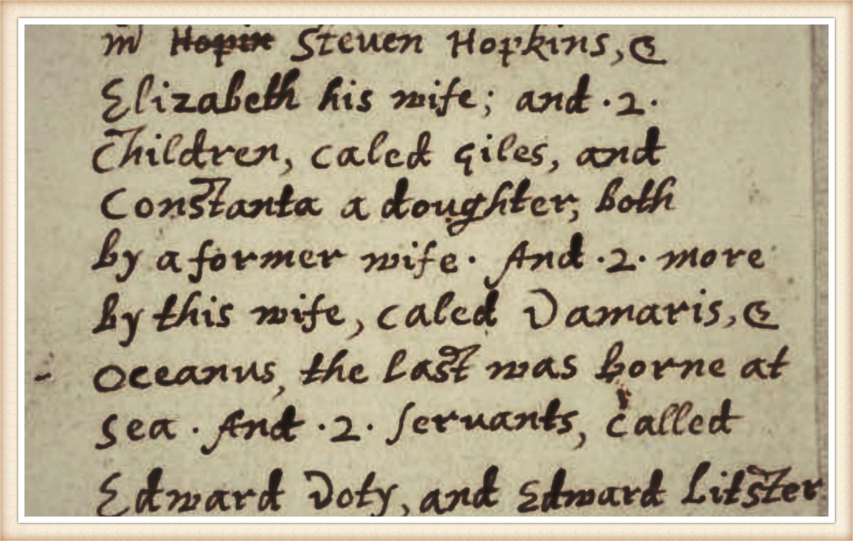 Elizabeth (Fisher) Hopkins