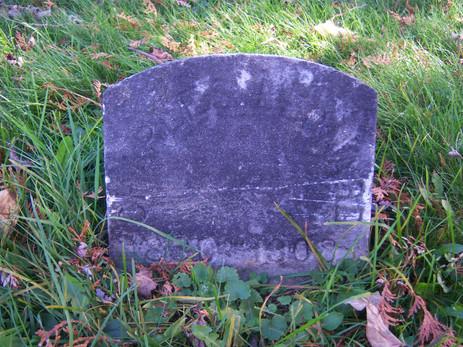 Charles R Leonard burial