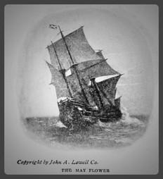 Mayflower voyage
