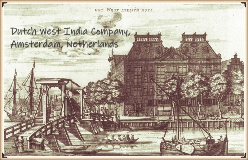 Johannes Dyckman and the Dutch West India Co