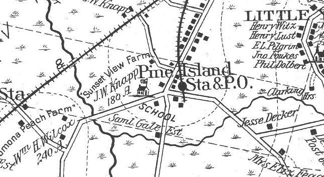 Pine Island, NY 1903