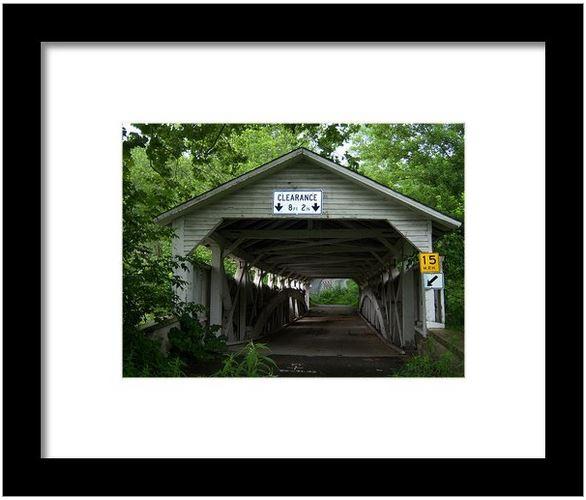 Schlicher's Covered Bridge
