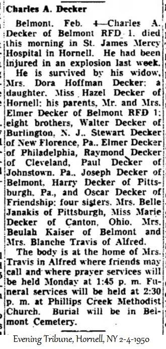 Elmer Decker's Children
