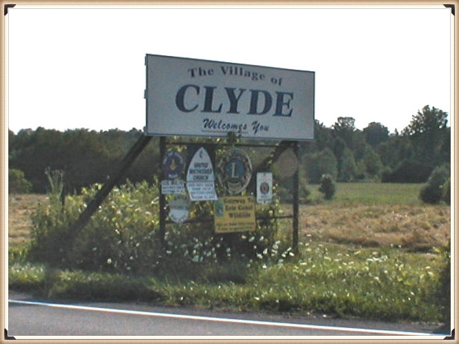 The Village of Clyde