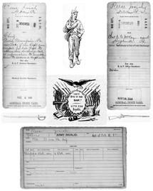 Josiah Reese Civil War pension request
