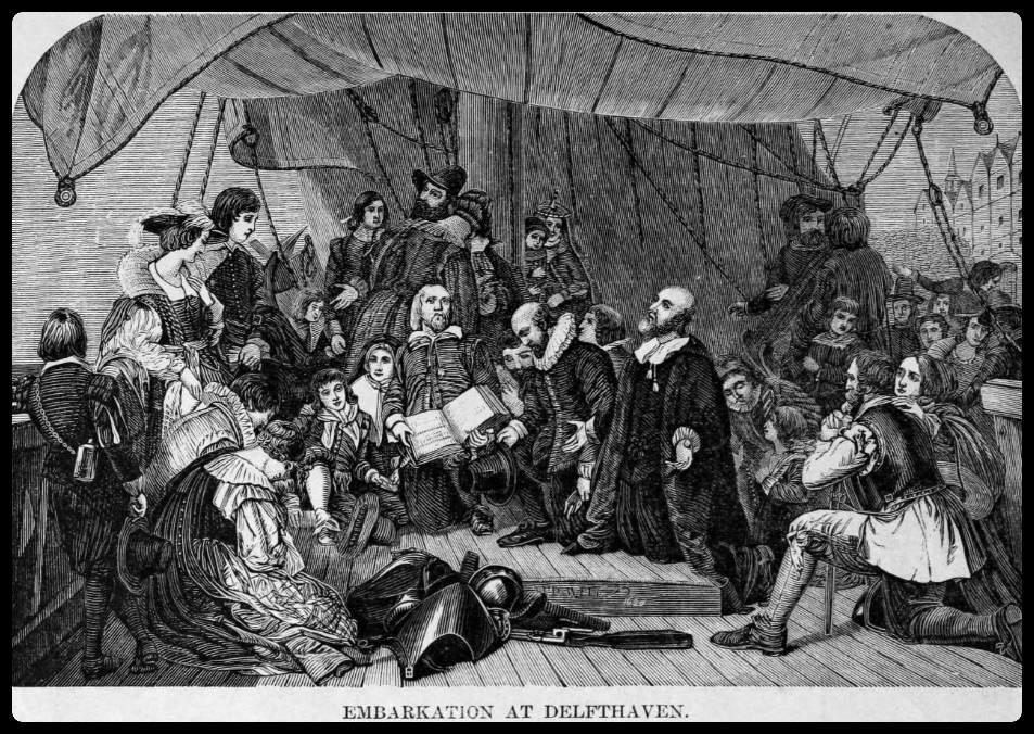 Embarkation at Delphaven