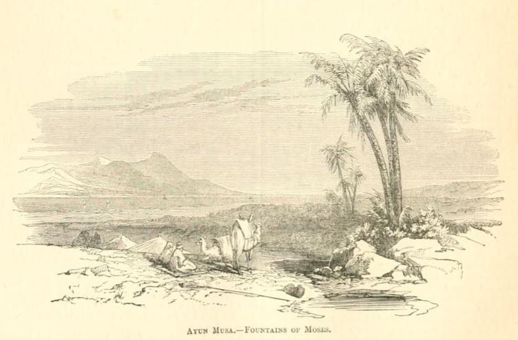 The Wilderness of Shur