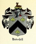 Underhill coat of arms