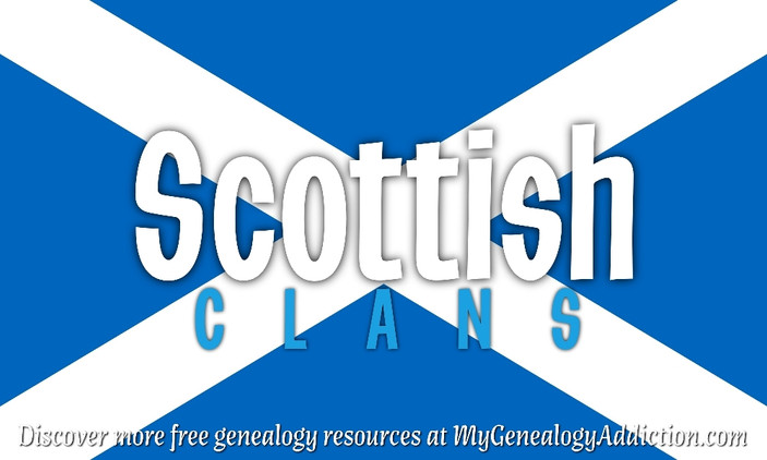 Scottish Clans and Resources