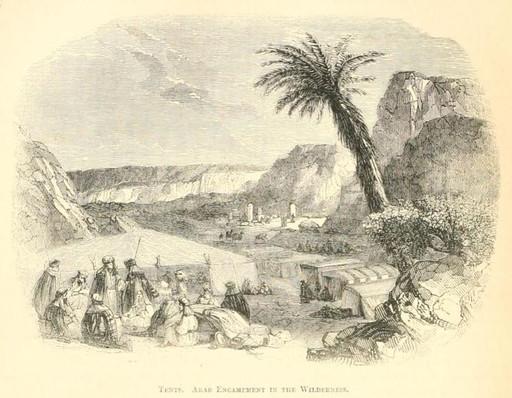 Israel in Balaam's tents