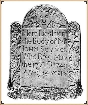 John Seymour II (burial)