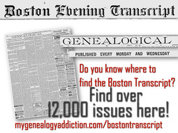 Boston Transcript free online