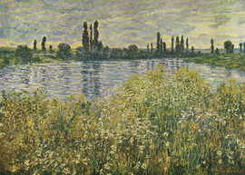 BANKS OF THE SEINE, VETHEUIL