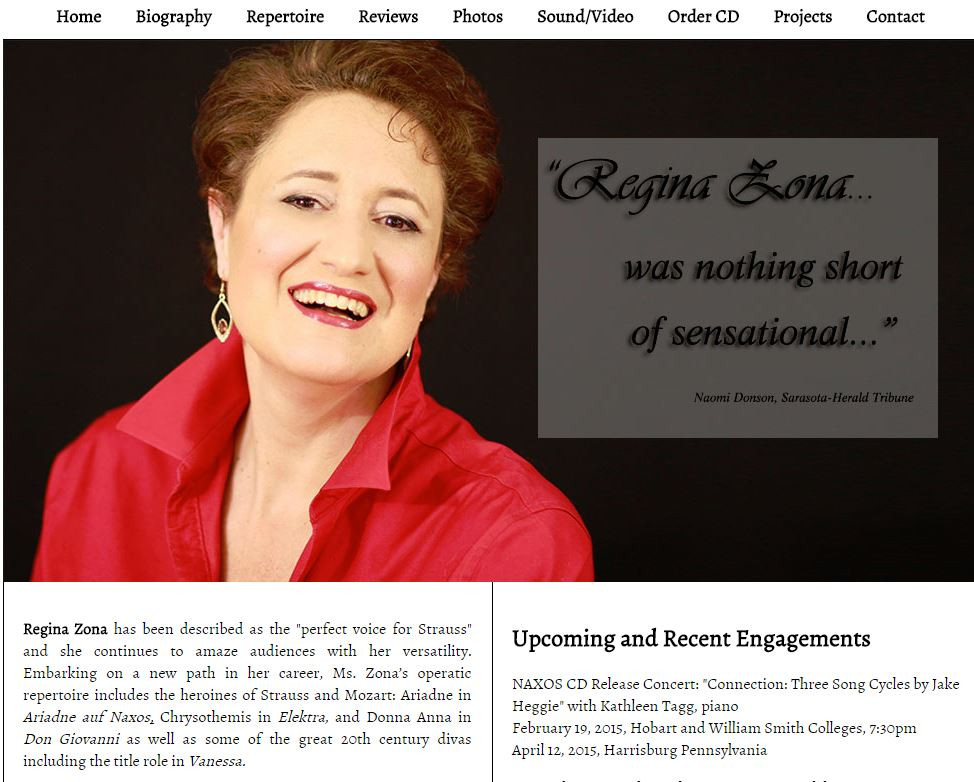 ReginaZona.com
