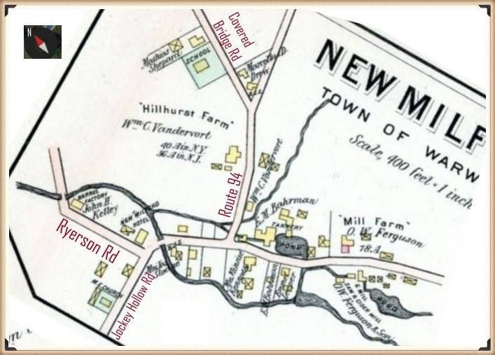 New Milford School location