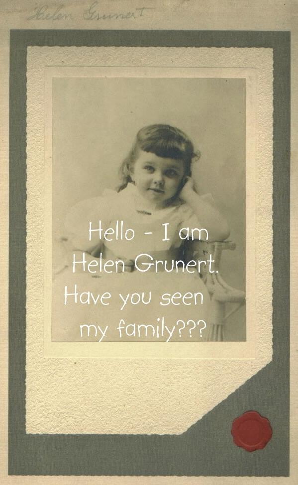 Helen Grunert photograph