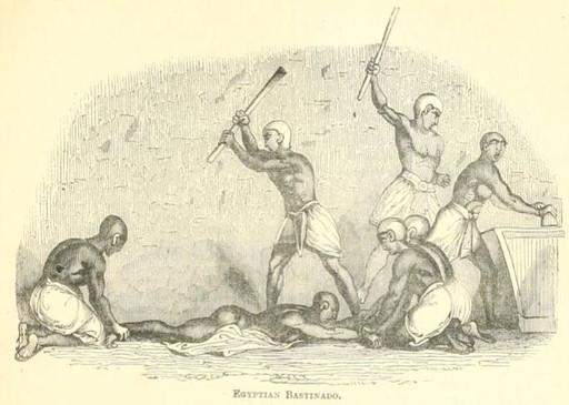 The Hebrews are beaten