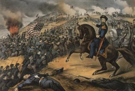 THE STORMING OF FORT DONELSON