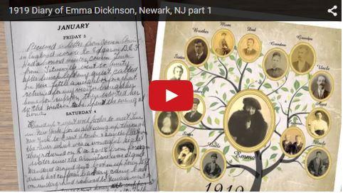 1919 Emma Dickinson Videos
