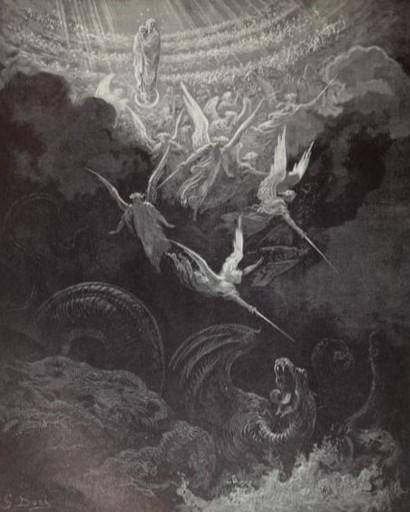 John's Vision of the Virgin