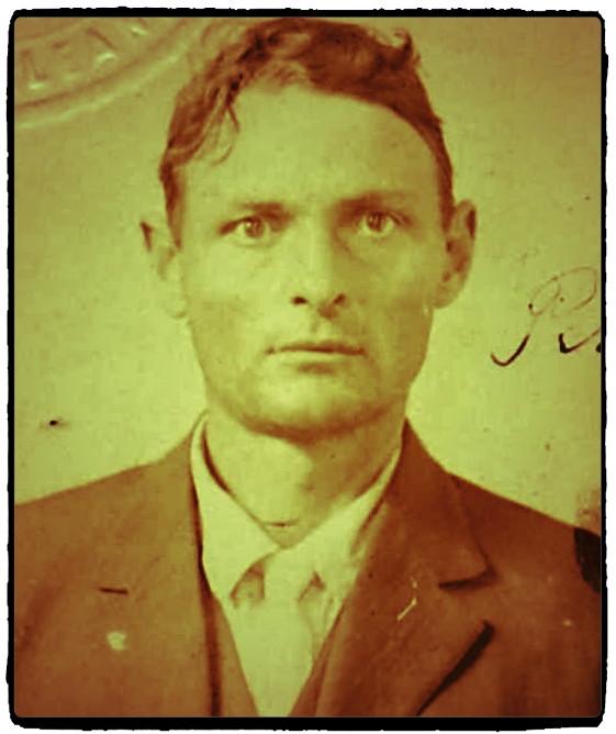 Percy H Daniels photo 1918