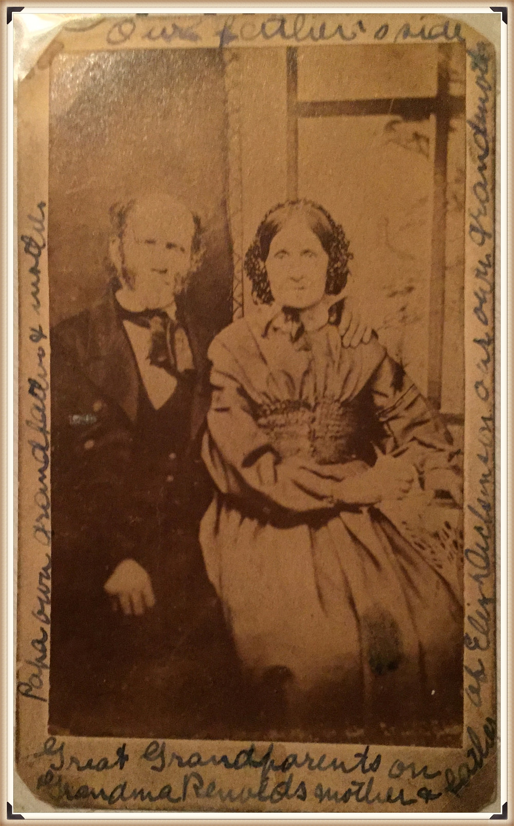 Thomas and Anna Reynolds at Sheffield