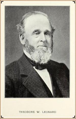 Theodore Washburn Leonard