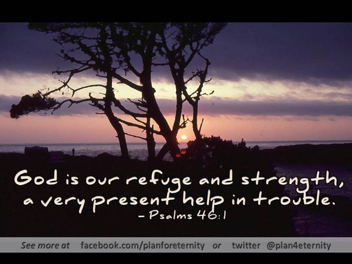 The God of Jacob is our refuge