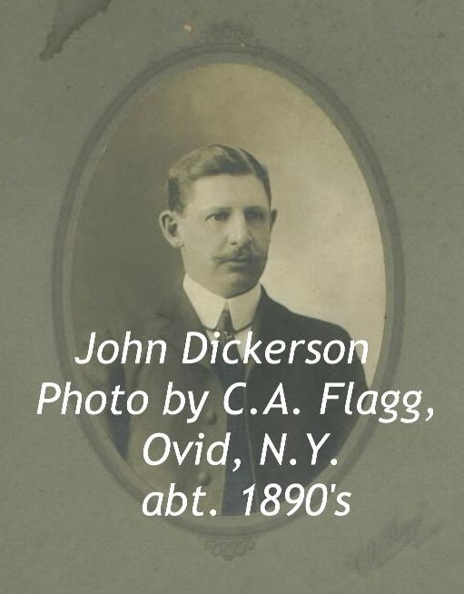 John Dickerson photograph