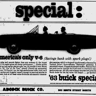 Old newspaper ads offer nostalgic treasures
