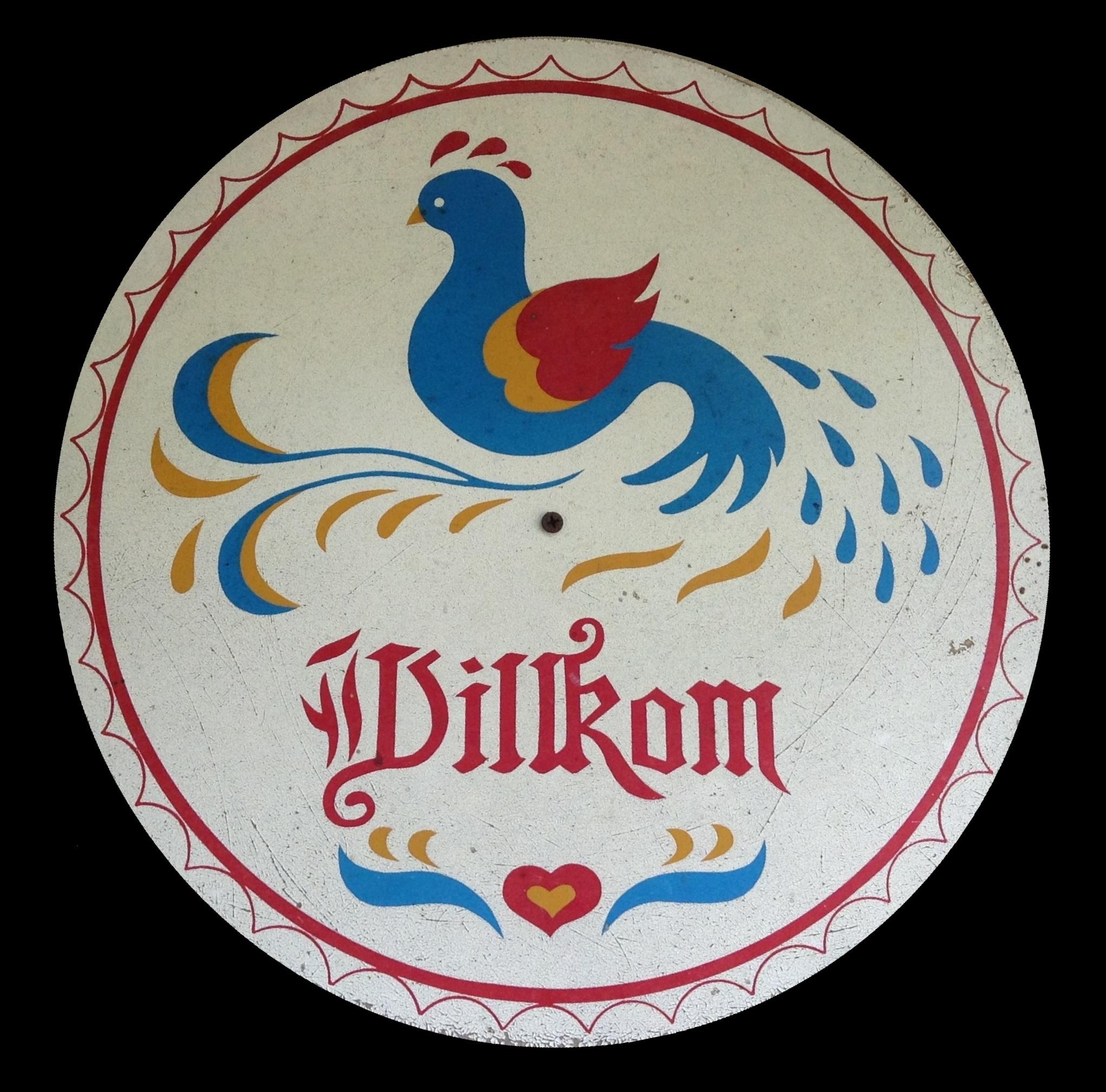 Wilkom Hex Sign