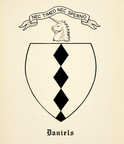 Daniels coat of arms from  descendants o