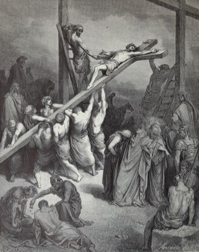 The Cross is Raised