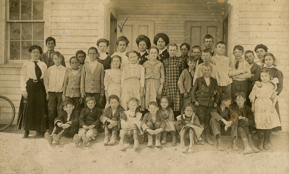 Milford School 1909