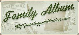 Family Album MyGenealogyAddiction.com