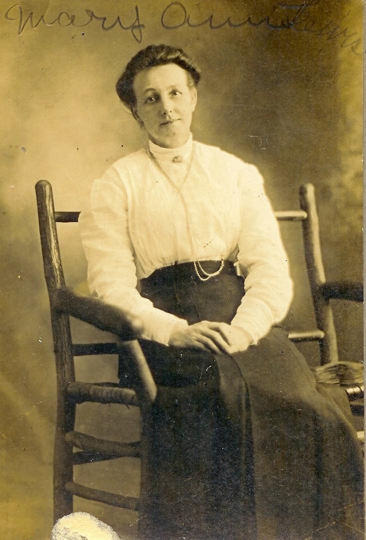 Mary Ann (Dickinson) Proctor Lewis photos