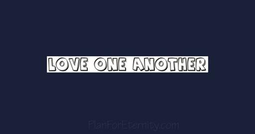 The second most important commandment