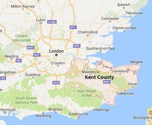 Kent County, England vital records
