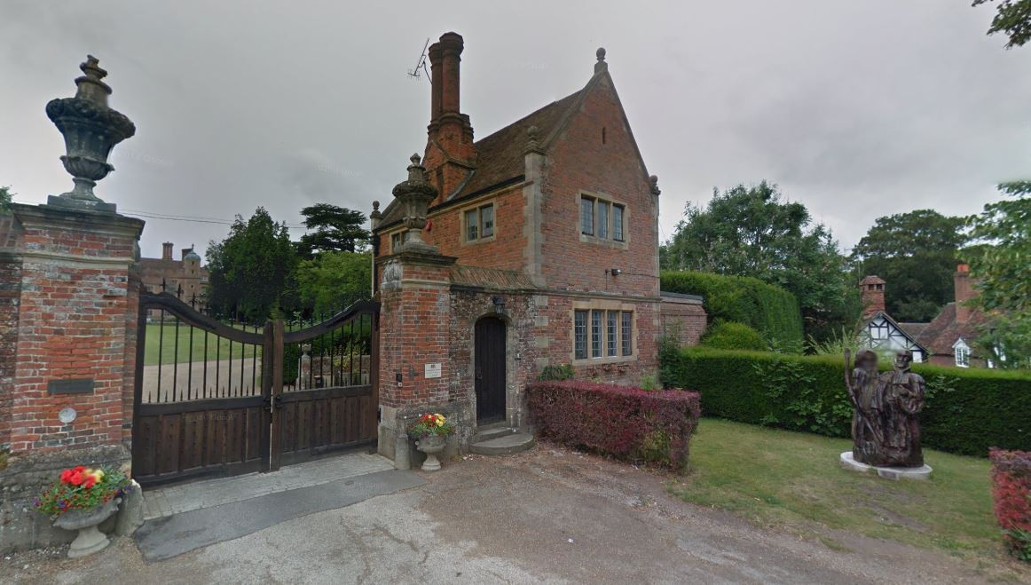 Chilham Castle and the Ensign Family