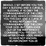 Deuteronomy 11:26