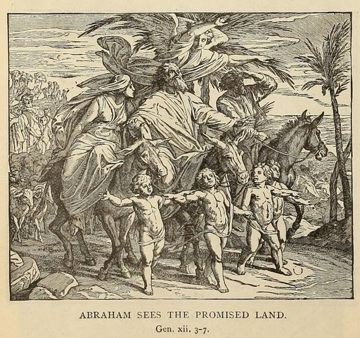 Abraham sees the Promised Land