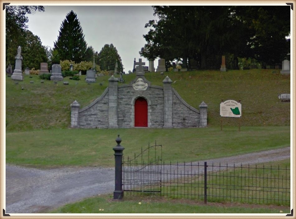Cora Sherman burial place