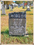 John Hollenbeck's grave