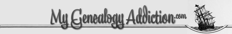 MyGenealogyAddiction.com