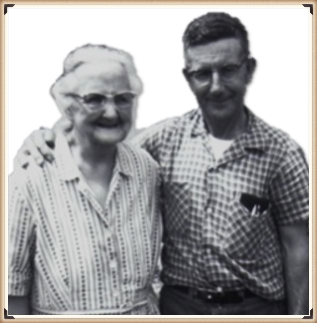 Maynard Reese and Ada Temple children