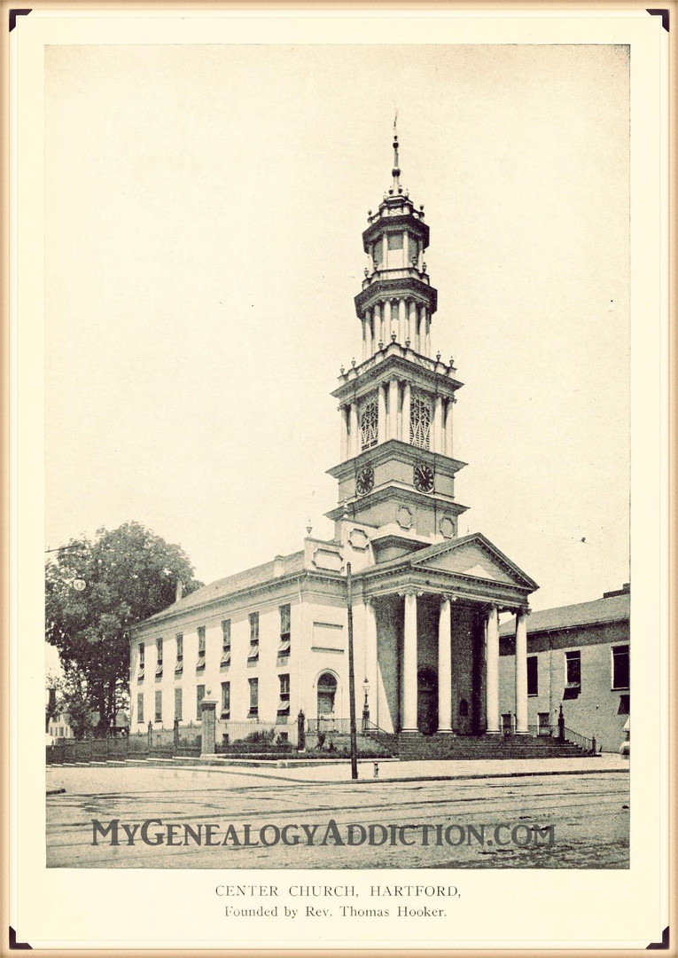 Center Church of Hartford, Connecticut