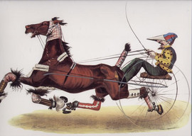 A CRACK TROTTER IN THE HARNESS OF THE PERIOD