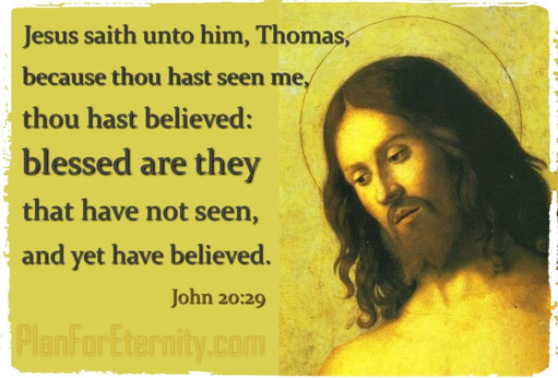 The Doubting of Thomas